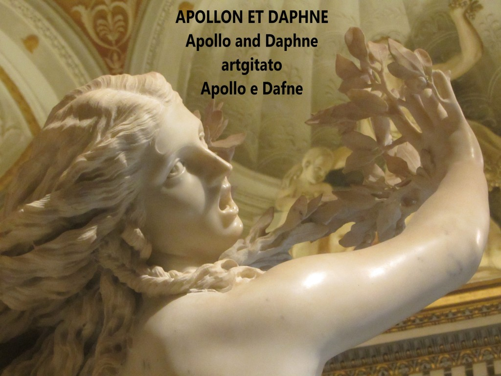 Apollo and Daphne Apollon et Daphné Apollo e Dafne Galerie Borghese Galleria Borghese artgitato (5)