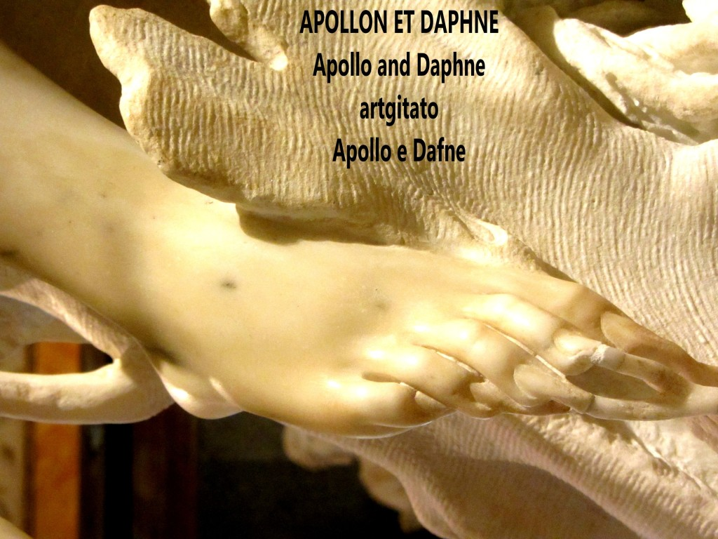 Apollo and Daphne Apollon et Daphné Apollo e Dafne Galerie Borghese Galleria Borghese artgitato (8)