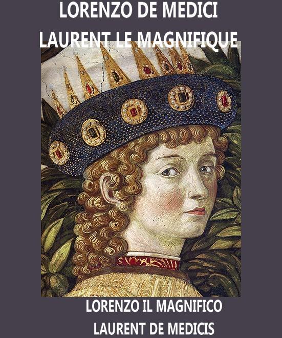 Benozzo_Gozzoli,_lorenzo_il_magnifico,_cappella_dei_Magi Laurent le Magnifique adolescent Benozzo Gozzoli, chapelle des Mages