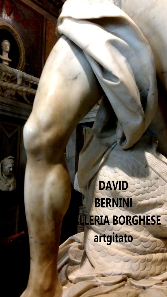 David Le Bernin Bernini Galleria Borghese Galerie Borghese roma Roma Artgitato (3)