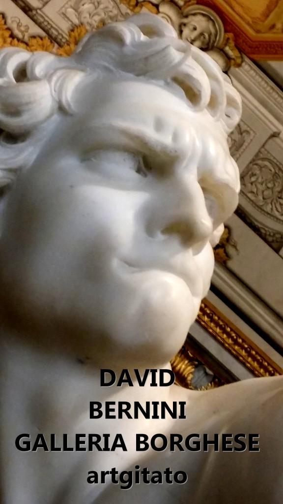 David Le Bernin Bernini Galleria Borghese Galerie Borghese roma Roma Artgitato (5)