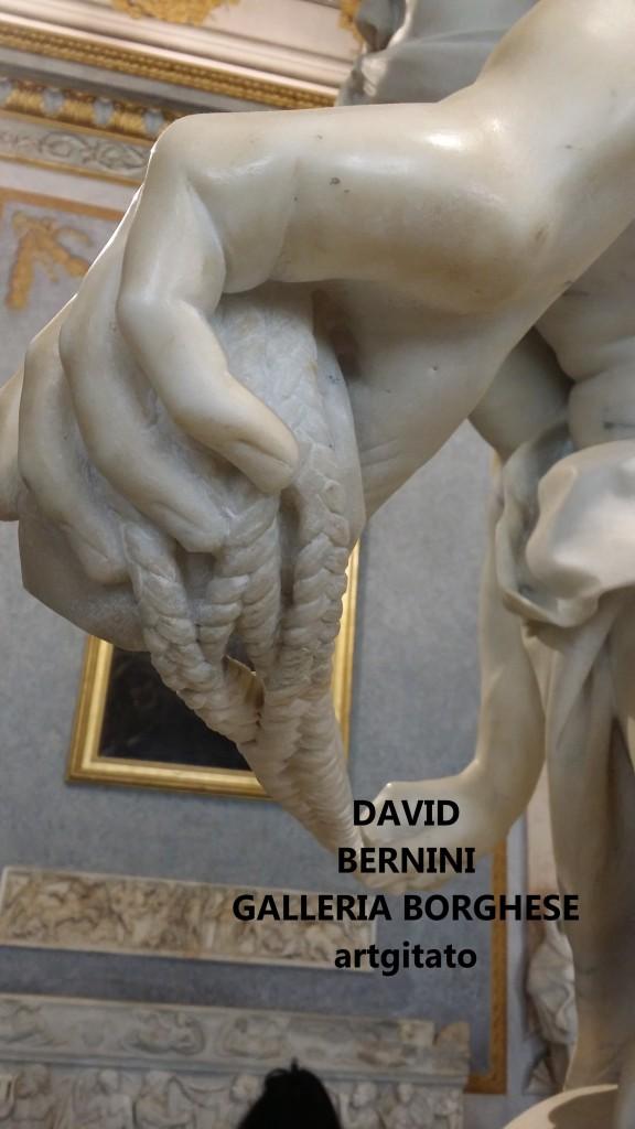 David Le Bernin Bernini Galleria Borghese Galerie Borghese roma Roma Artgitato (6)