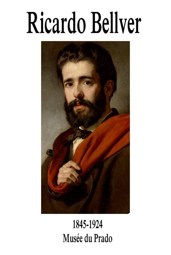El_escultor_Ricardo_Bellver Retrato del escultor español Ricardo Bellver 1845-1924