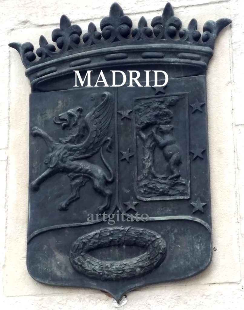 Madrid Blason Artgitato