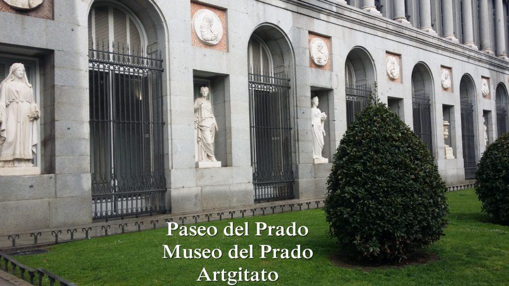 Museo del Prado Paseo del Prado Artgitato