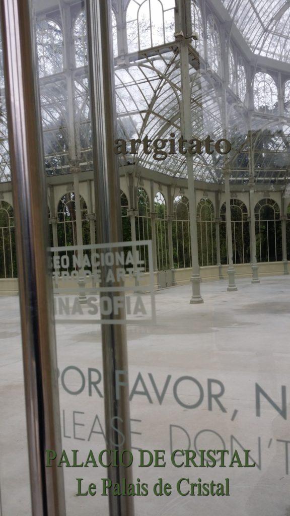 PALACIO DE CRISTAL Madrid Palais de Cristal Parque de El Retiro Artgitato 11
