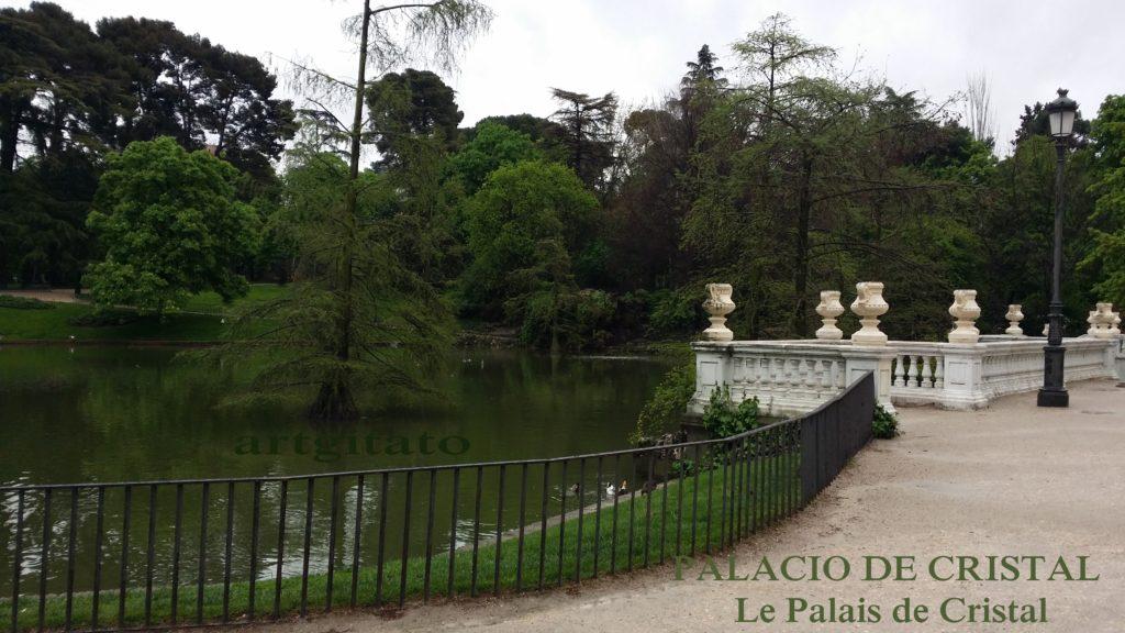 PALACIO DE CRISTAL Madrid Palais de Cristal Parque de El Retiro Artgitato 7
