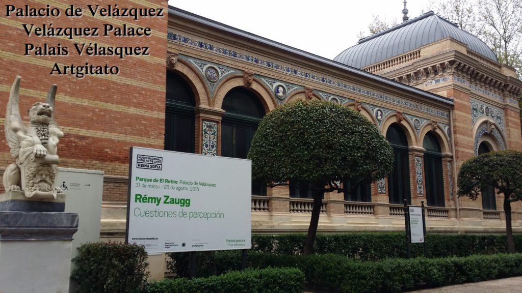 Palacio de Velázquez Velasquez Palace Palais de Vélasquez Madrid Artgitato 0
