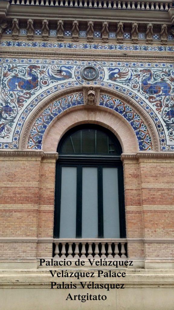 Palacio de Velázquez Velasquez Palace Palais de Vélasquez Madrid Artgitato 12