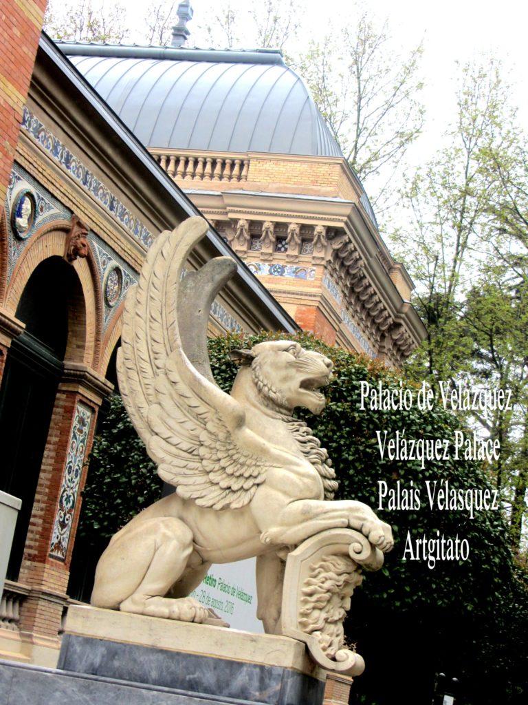 Palacio de Velázquez Velasquez Palace Palais de Vélasquez Madrid Artgitato 23