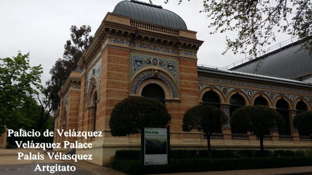 Palacio de Velázquez Velasquez Palace Palais de Vélasquez Madrid Artgitato 3