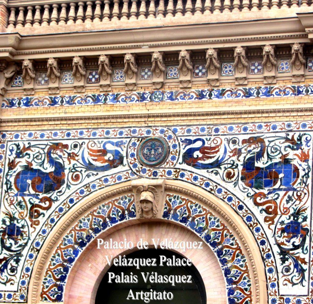 Palacio de Velázquez Velasquez Palace Palais de Vélasquez Madrid Artgitato 31