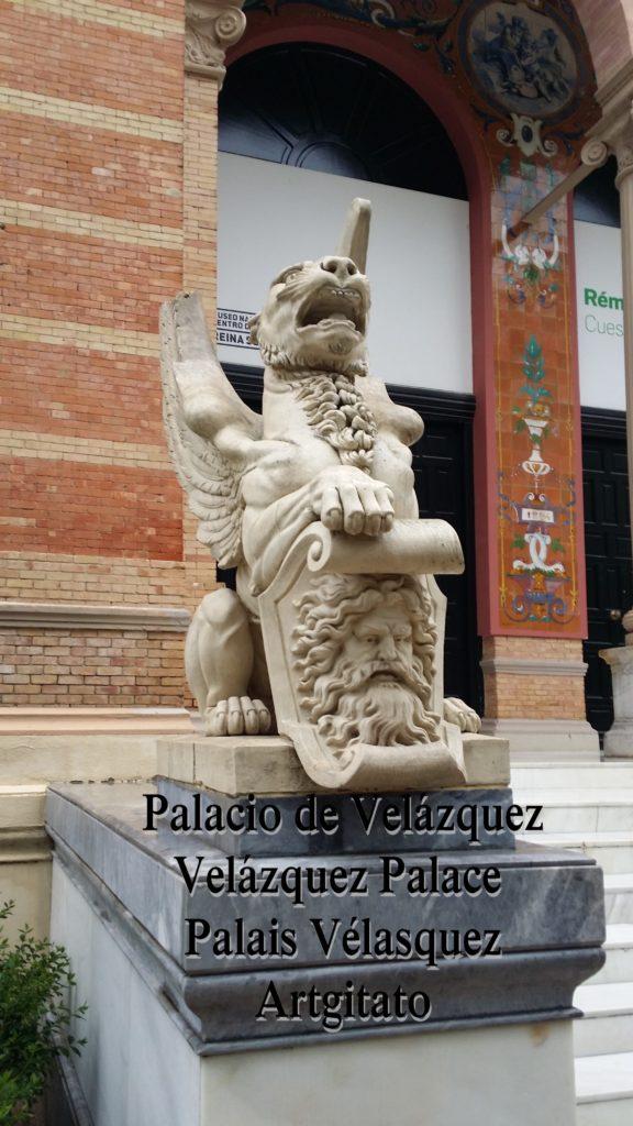 Palacio de Velázquez Velasquez Palace Palais de Vélasquez Madrid Artgitato 6