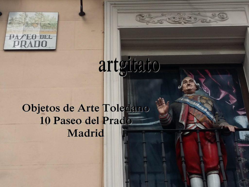 Paseo del Prado Objetos de Arte Toledano 10 (2)