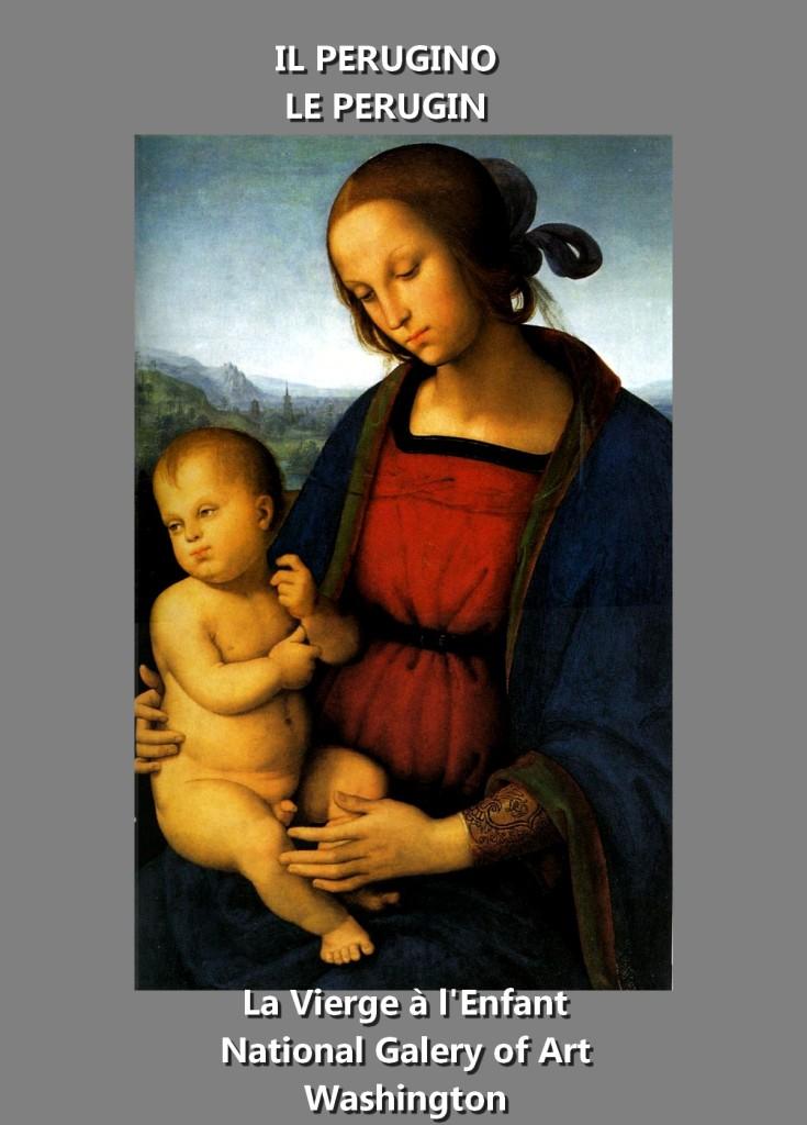 Pietro_Perugino madonna col Bambino