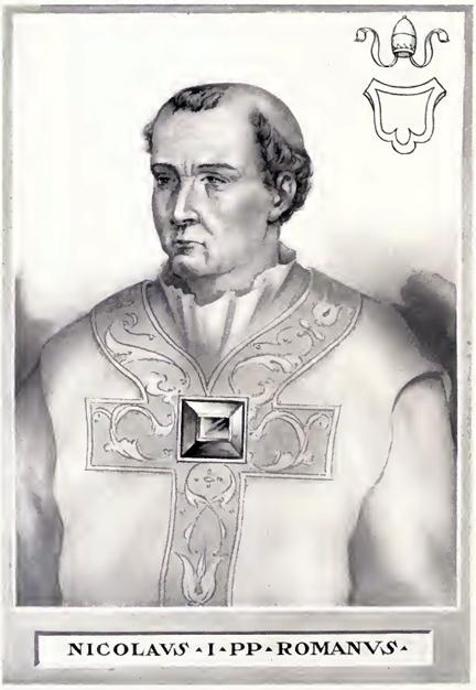 Pope_Nicholas_I Pape Nicholas Ier