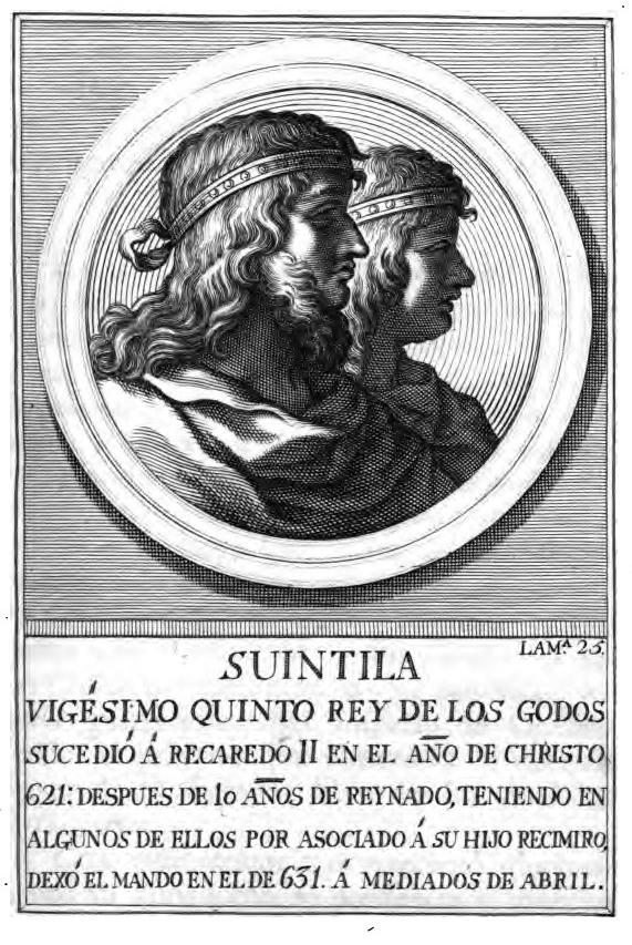 Portrait de SUINTILA