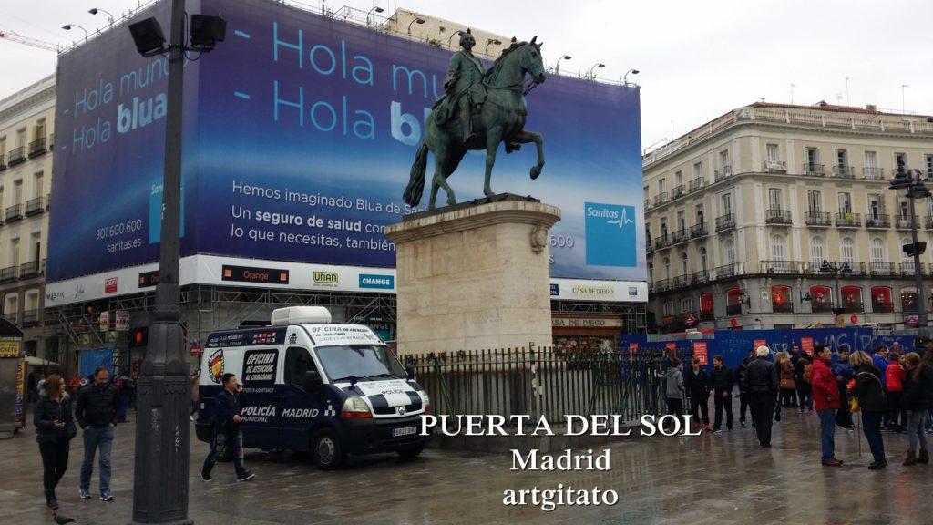 Puerta del Sol La Porte du Soleil Artgitato 4