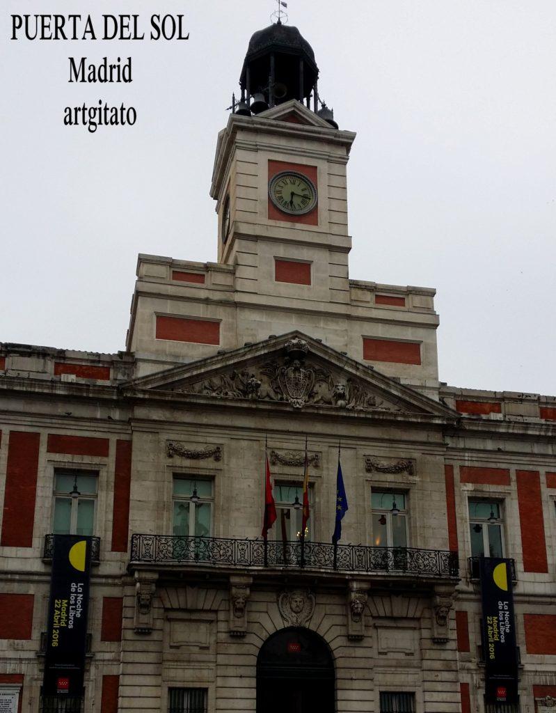 Puerta del Sol La Porte du Soleil Artgitato 6