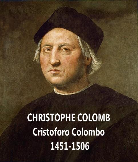 Ridolfo_Ghirlandaio_Columbus Christophe Colomb Cristoforo Colombo
