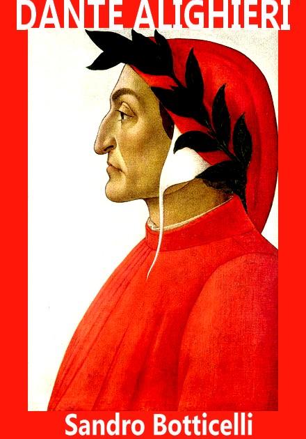 Sandro Botticelli, Dante Alighieri, olio su tela, 1495, Ginevra, collezione privata