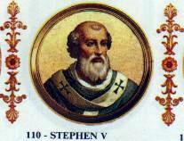 Stephen_V Pape Etienne V