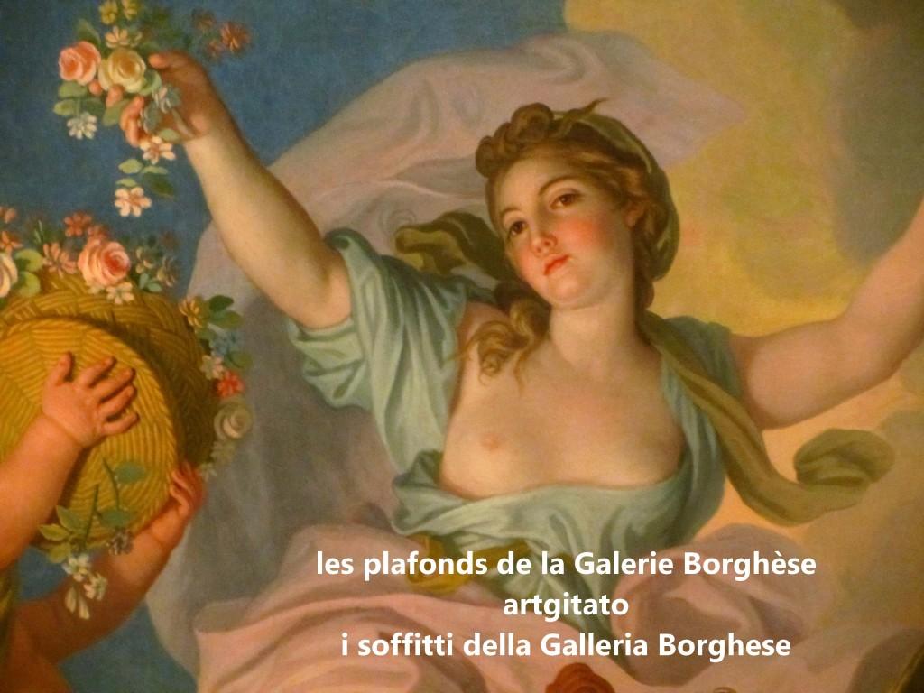 i soffitti della Galleria Borghese les plafonds de la Galerie Borghese artgitato (15)