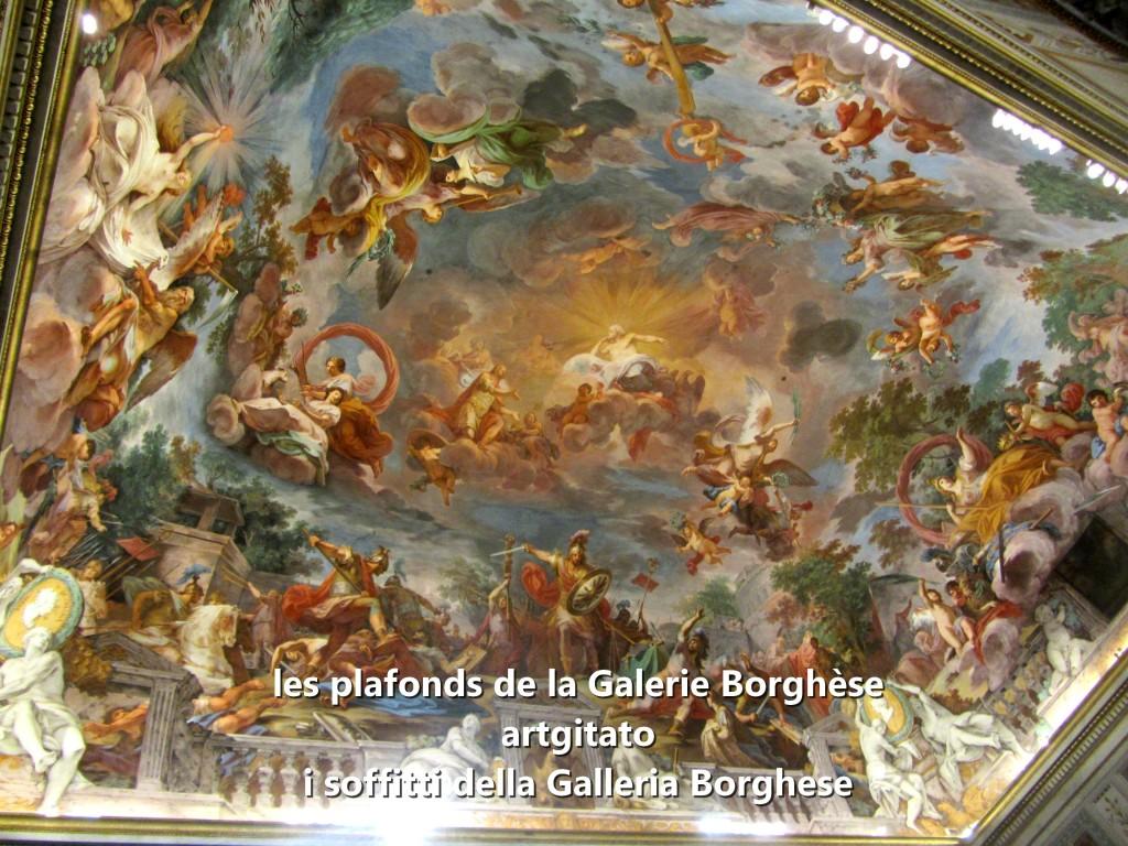 i soffitti della Galleria Borghese les plafonds de la Galerie Borghese artgitato (20)