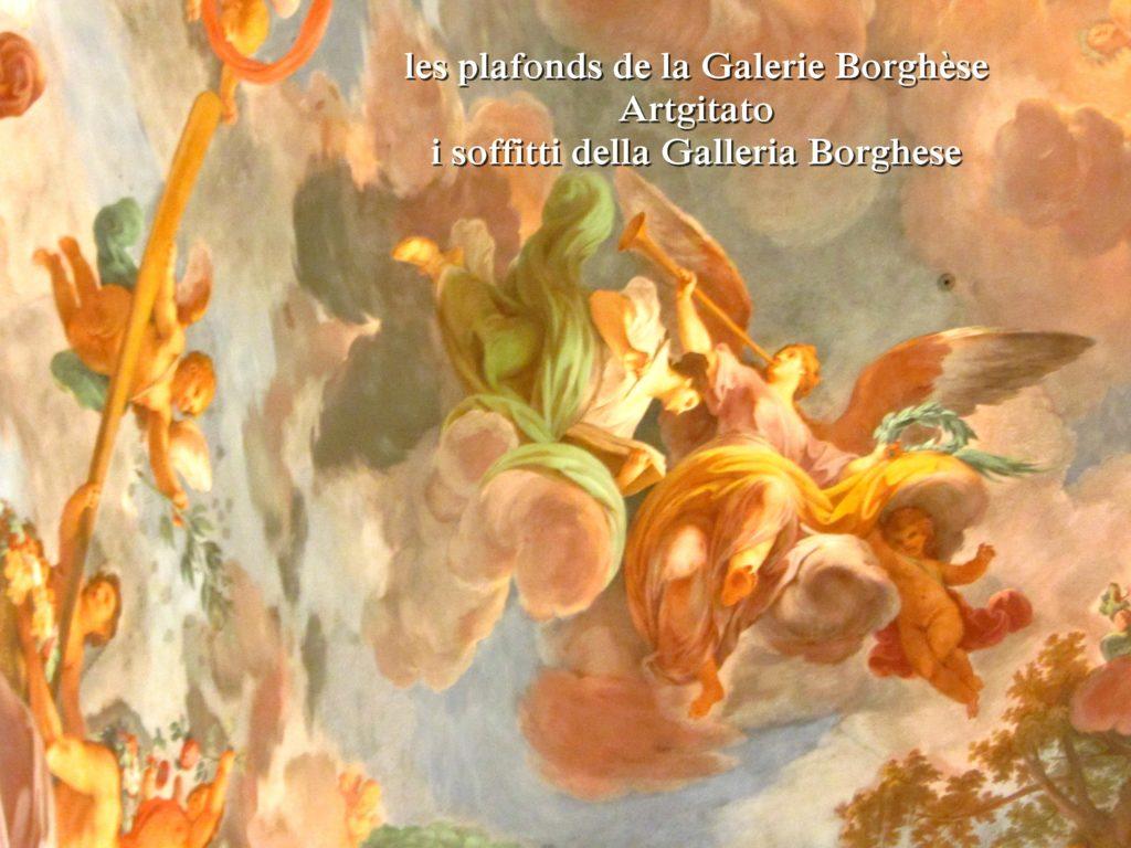 i soffitti della Galleria Borghese les plafonds de la Galerie Borghese artgitato (25)