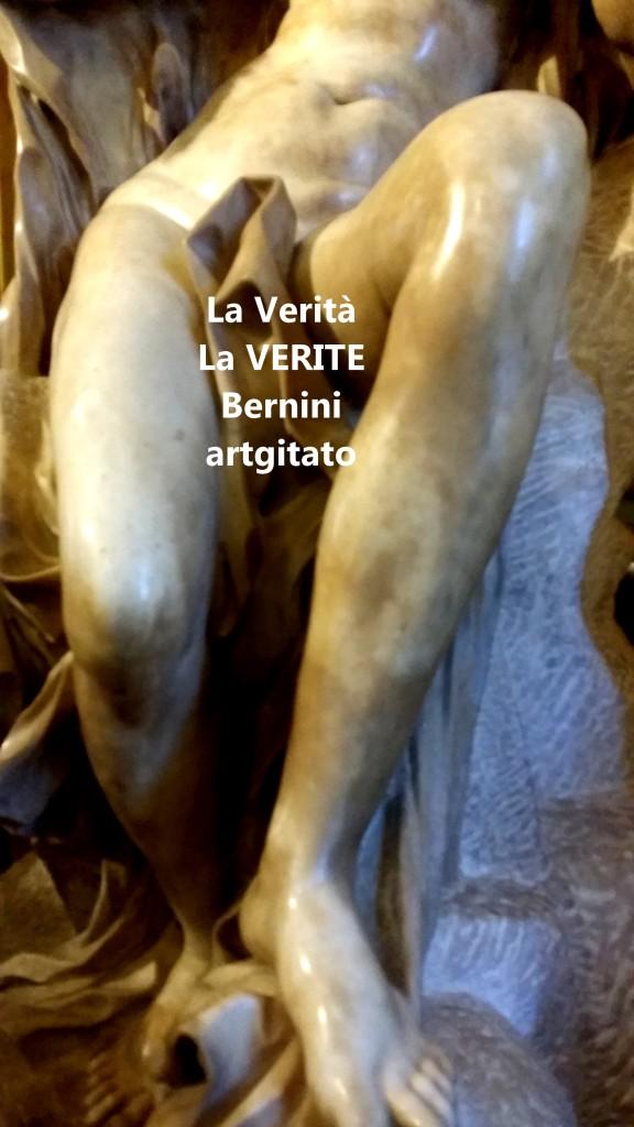 la verità bernini La Vérité Bernin Villa Borghese galleria galerie borghese artgitato (3)