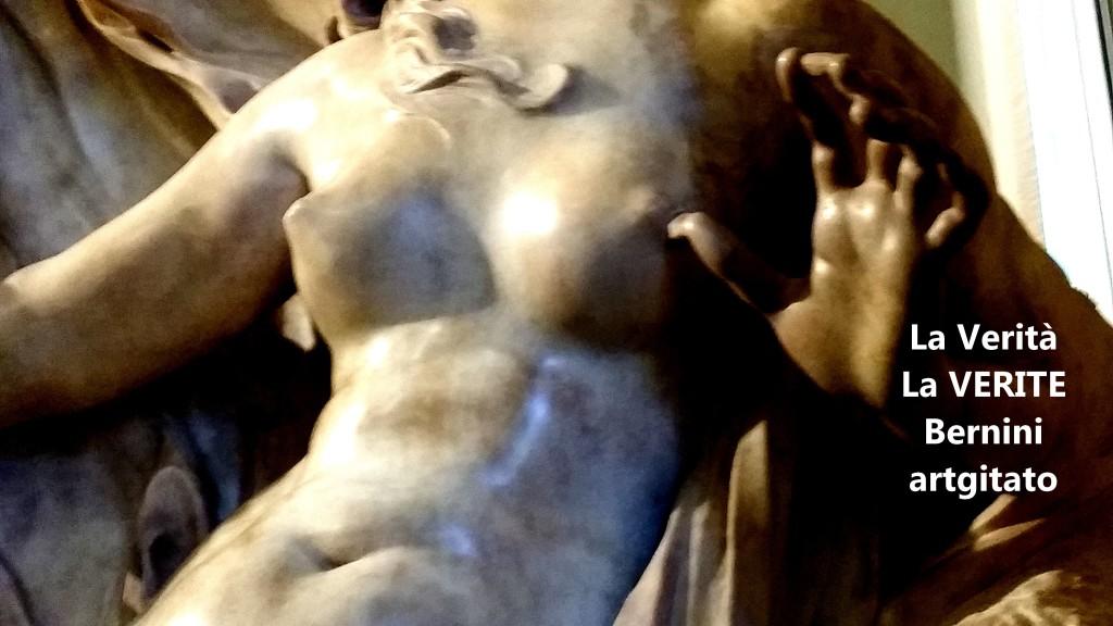 la verità bernini La Vérité Bernin Villa Borghese galleria galerie borghese artgitato (4)