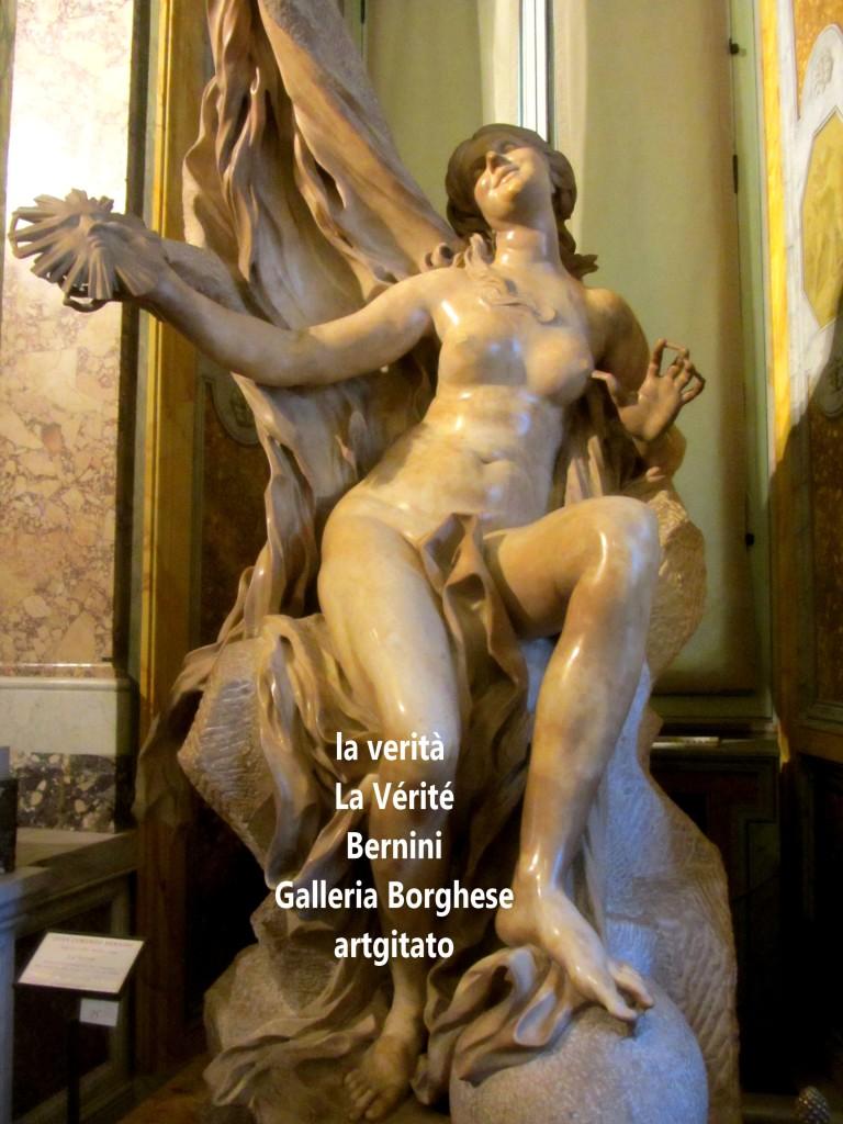 la verità bernini La Vérité Bernin Villa Borghese galleria galerie borghese artgitato (8)