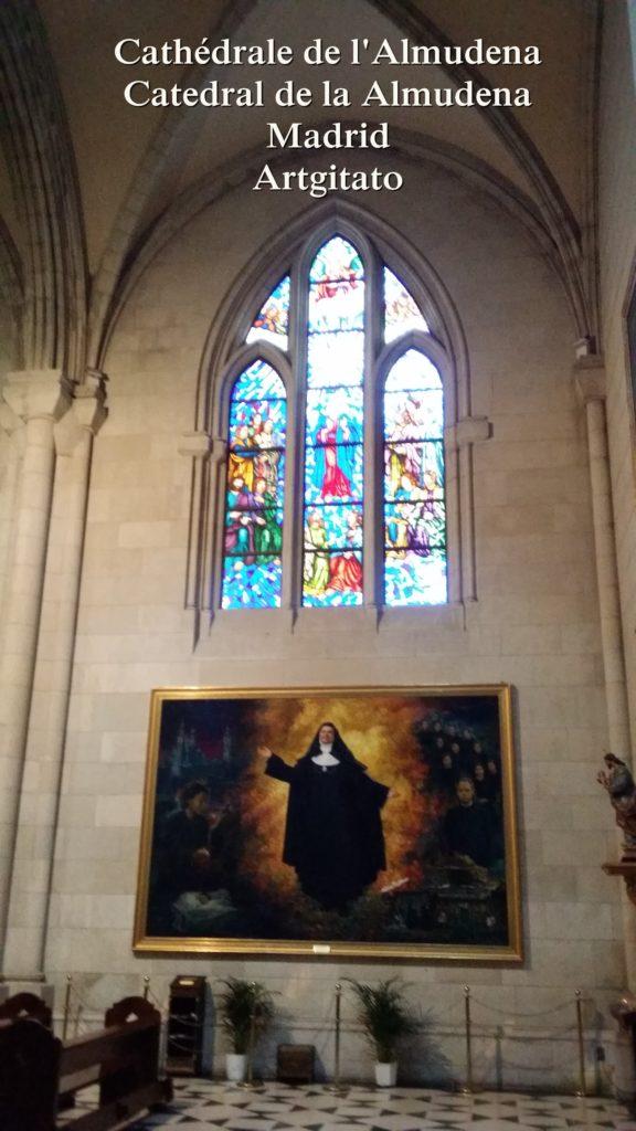 Cathédrale de l'Almudena Catedral de la Almudena Artgitato Madrid (10)