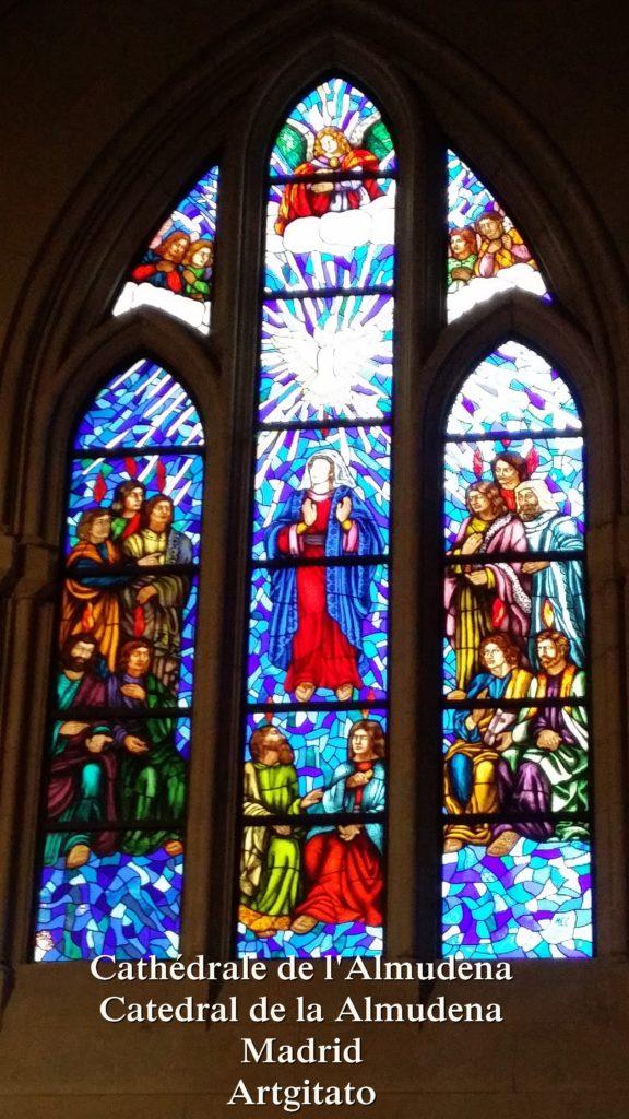 Cathédrale de l'Almudena Catedral de la Almudena Artgitato Madrid (11)