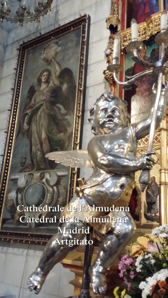 Cathédrale de l'Almudena Catedral de la Almudena Artgitato Madrid (20)