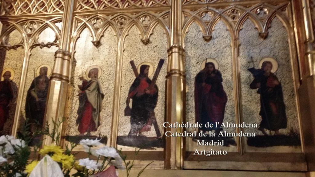 Cathédrale de l'Almudena Catedral de la Almudena Artgitato Madrid (22)