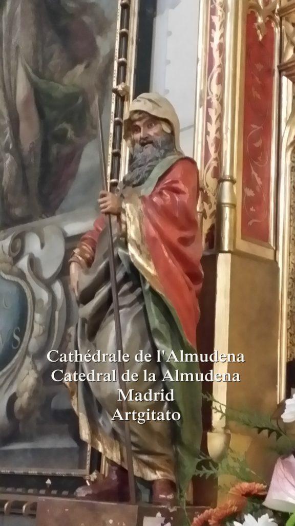 Cathédrale de l'Almudena Catedral de la Almudena Artgitato Madrid (23)