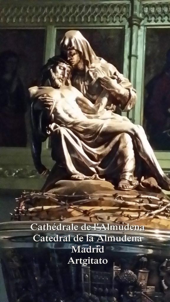 Cathédrale de l'Almudena Catedral de la Almudena Artgitato Madrid (24)