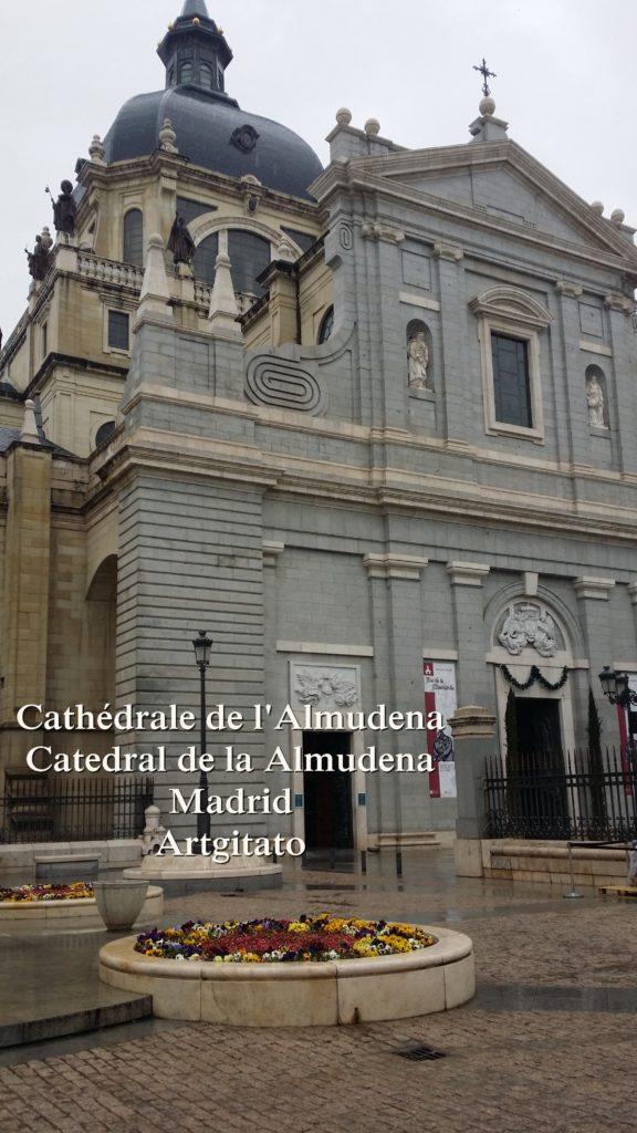 Cathédrale de l'Almudena Catedral de la Almudena Artgitato Madrid (3)