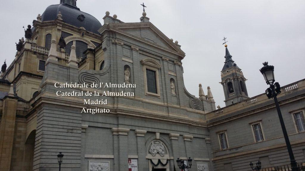 Cathédrale de l'Almudena Catedral de la Almudena Artgitato Madrid (4)