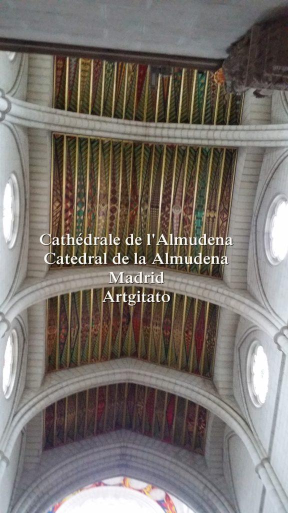 Cathédrale de l'Almudena Catedral de la Almudena Artgitato Madrid (9)