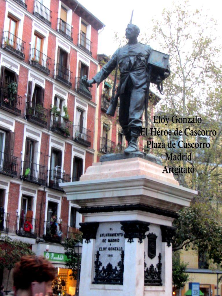 Eloy Gonzalo Plaza de Cascorro Madrid Artgitato (5)