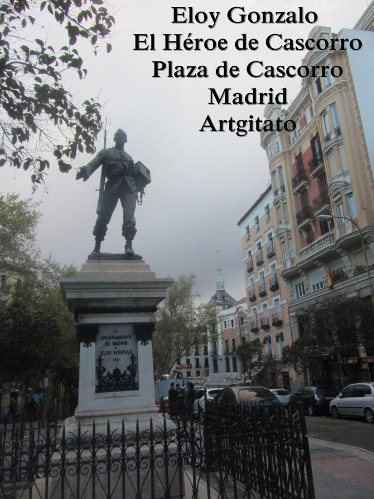 Eloy Gonzalo Plaza de Cascorro Madrid Artgitato (6)