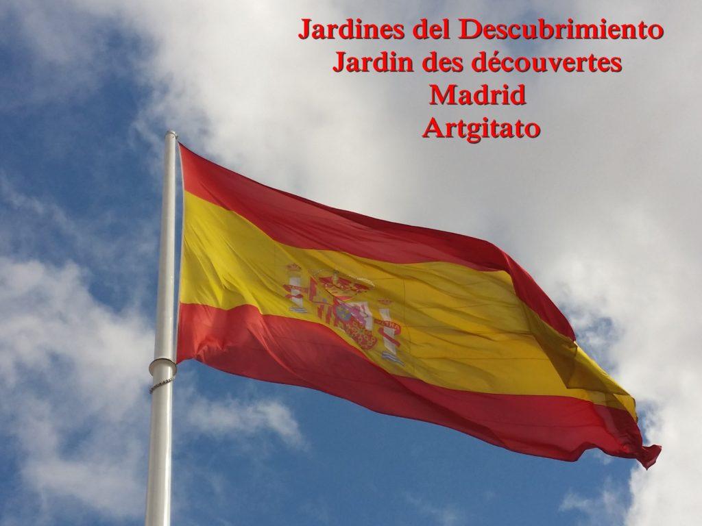 Jardines del Descubrimiento - Jardin des découvertes - Madrid Artgitato (11)