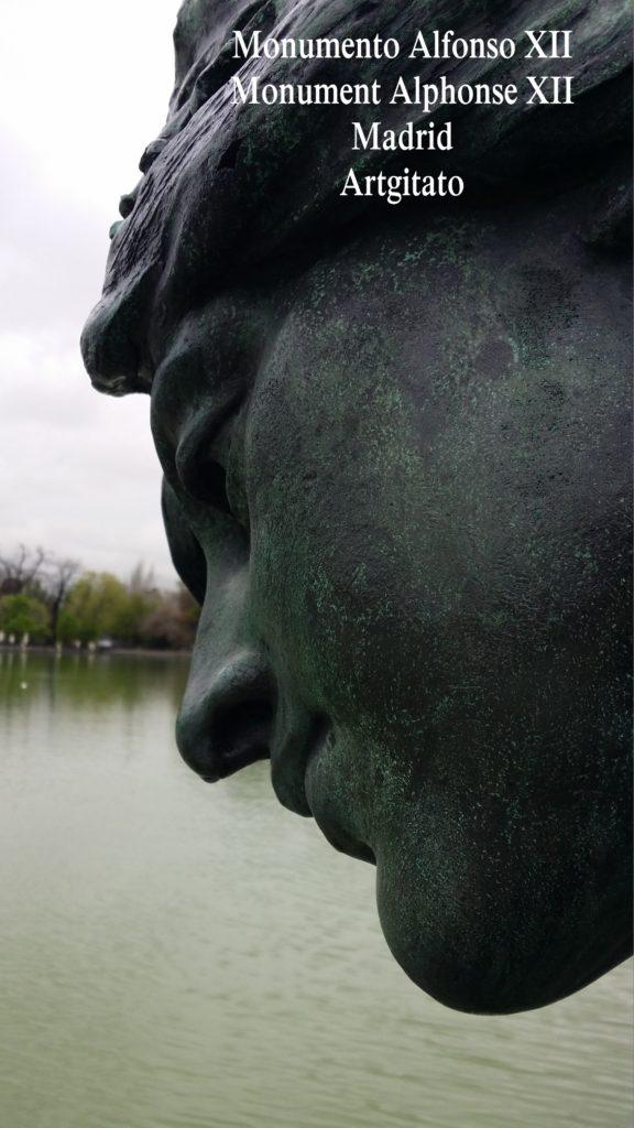 Monumento Alfonso XII Monument Alphonse XII Parque de El Retiro Madrid Artgitato 103