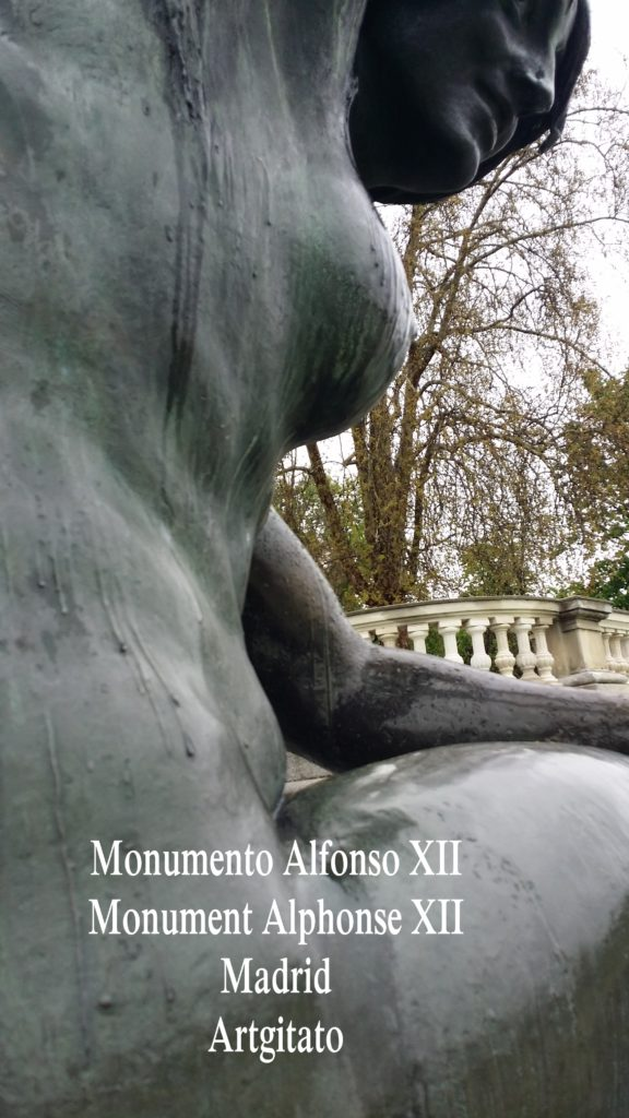 Monumento Alfonso XII Monument Alphonse XII Parque de El Retiro Madrid Artgitato 108