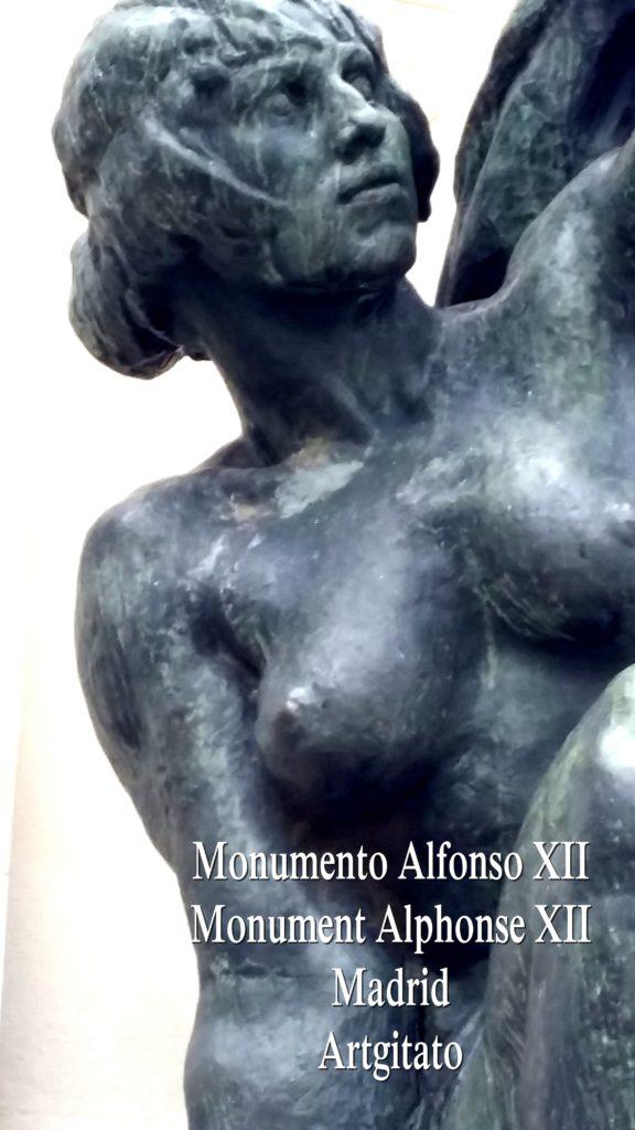 Monumento Alfonso XII Monument Alphonse XII Parque de El Retiro Madrid Artgitato 305
