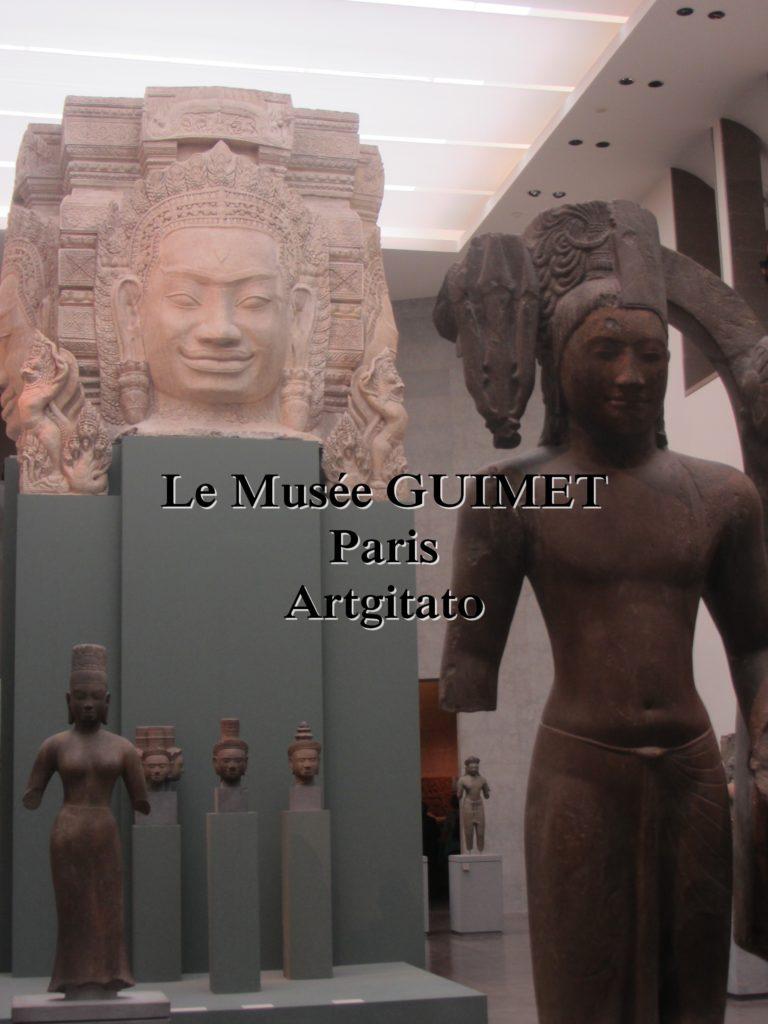 Musée Guimet Paris Artgitato