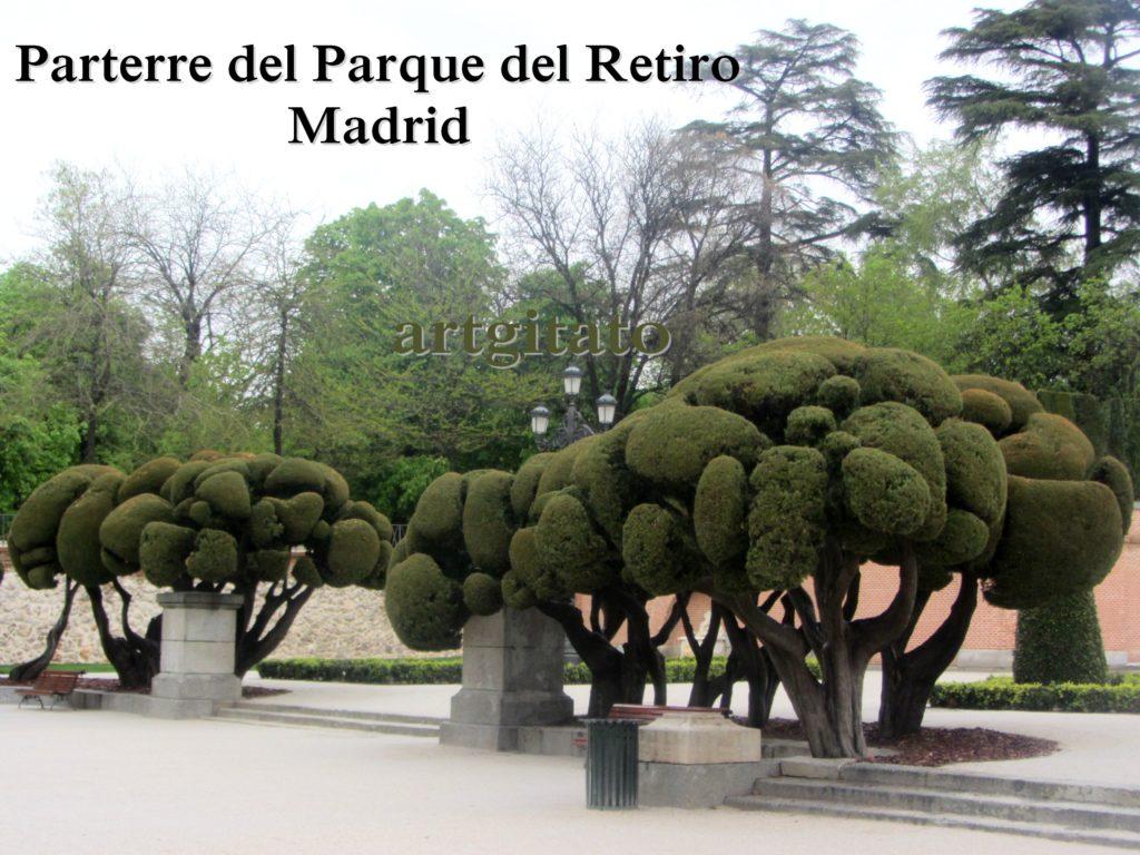 Parterre del Parque del Retiro Madrid Artgitato (16)