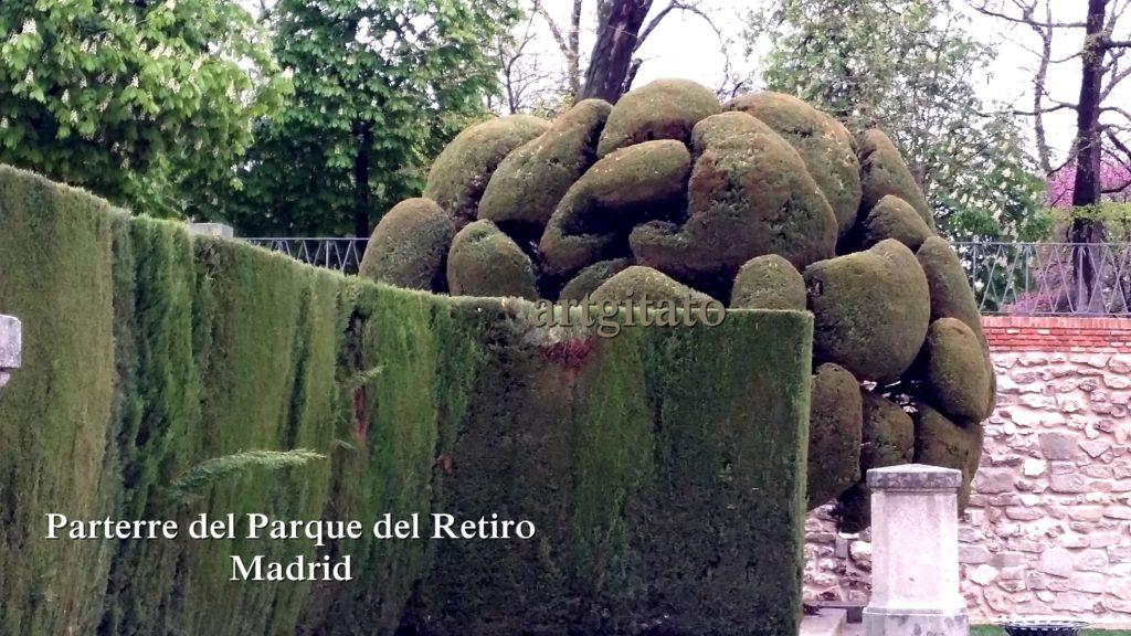 Parterre del Parque del Retiro Madrid Artgitato (5)